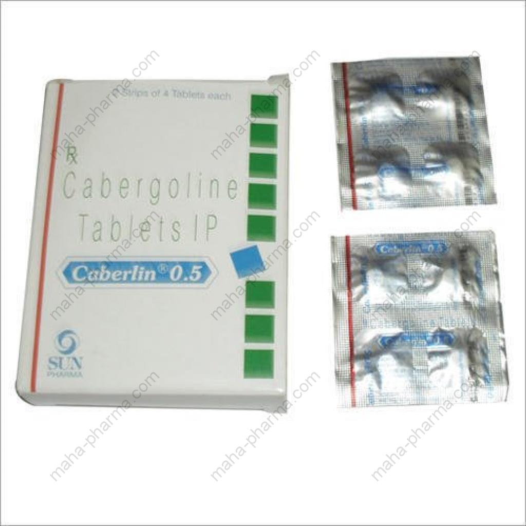 Caberlin 0.5 (Post Cycle Therapy) for Sale