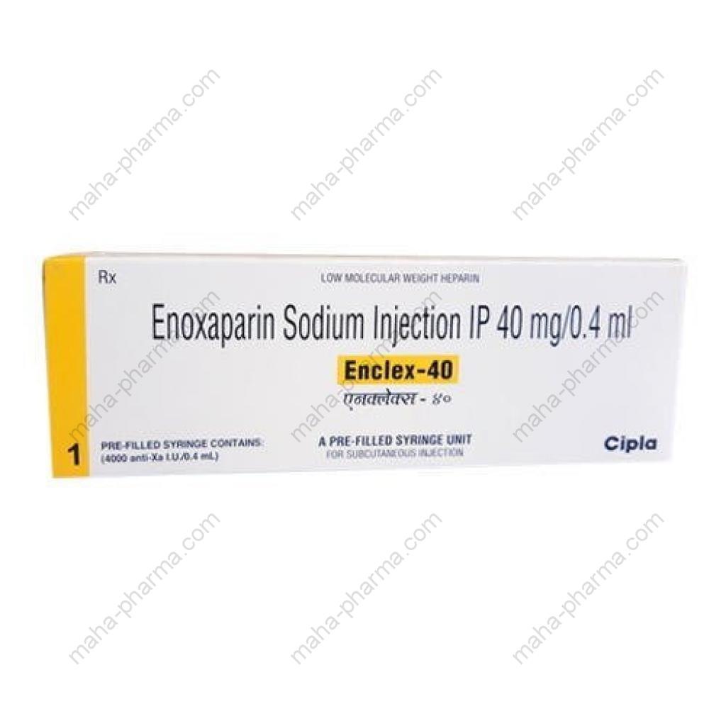 Enclex-40 (Post Cycle Therapy) for Sale