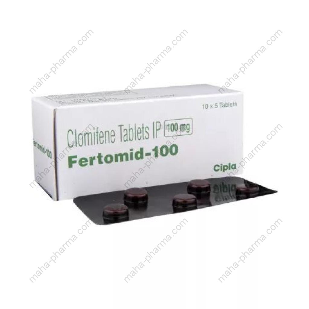 Fertomid-100 (Post Cycle Therapy) for Sale