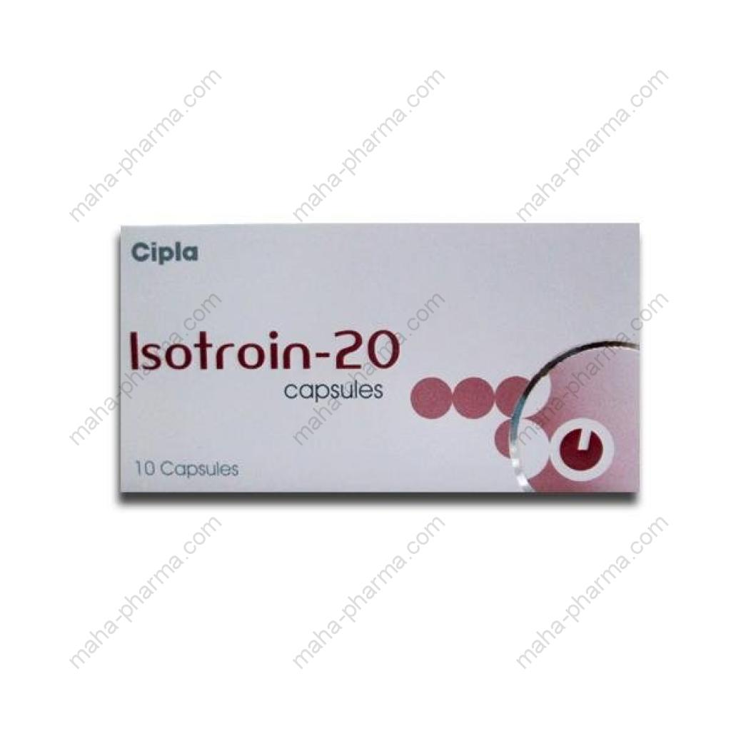 Isotroin-20 (Post Cycle Therapy) for Sale