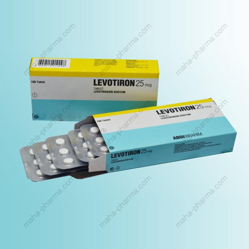Levotiron 25mcg (Weight Loss) for Sale