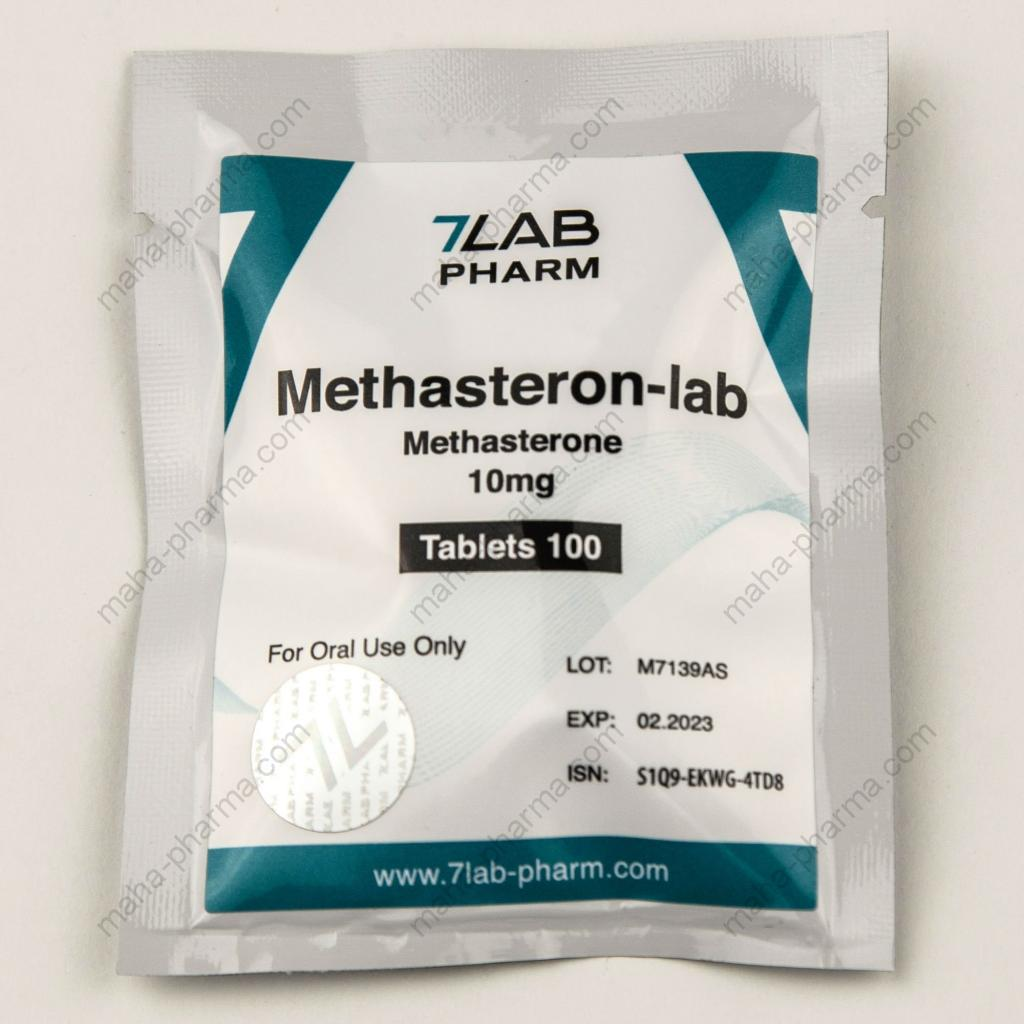 Methasteron-Lab (7Lab Pharm) for Sale
