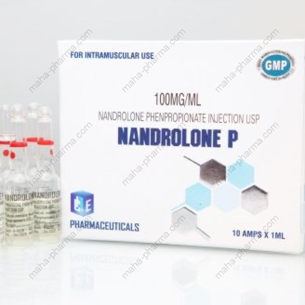 Nandrolone P (Ice Pharmaceuticals) for Sale
