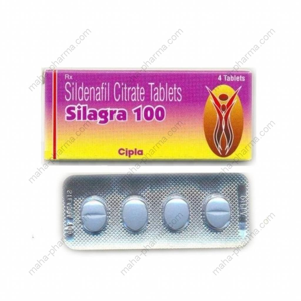 Silagra-100 (Sexual Health) for Sale
