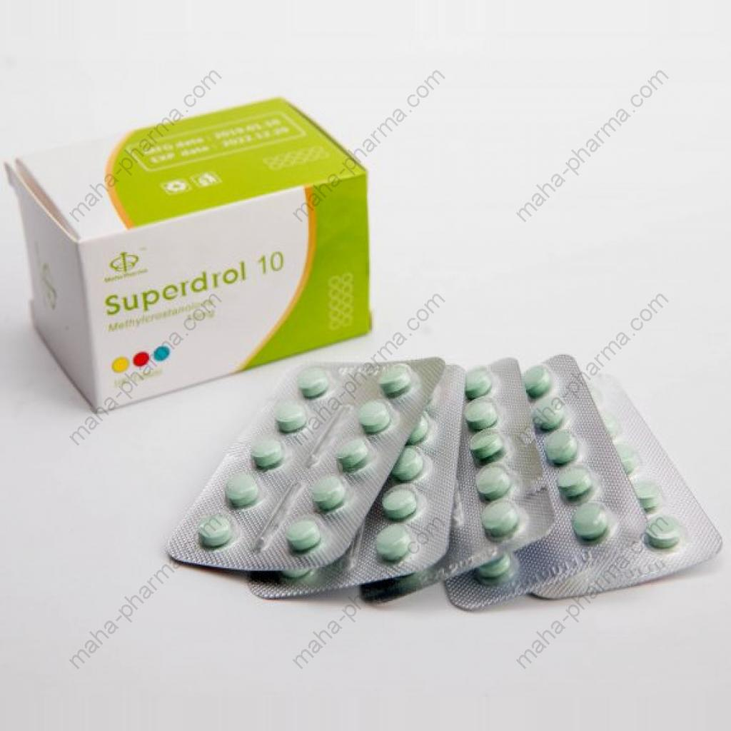 Superdrol 10 (Tablets) for Sale
