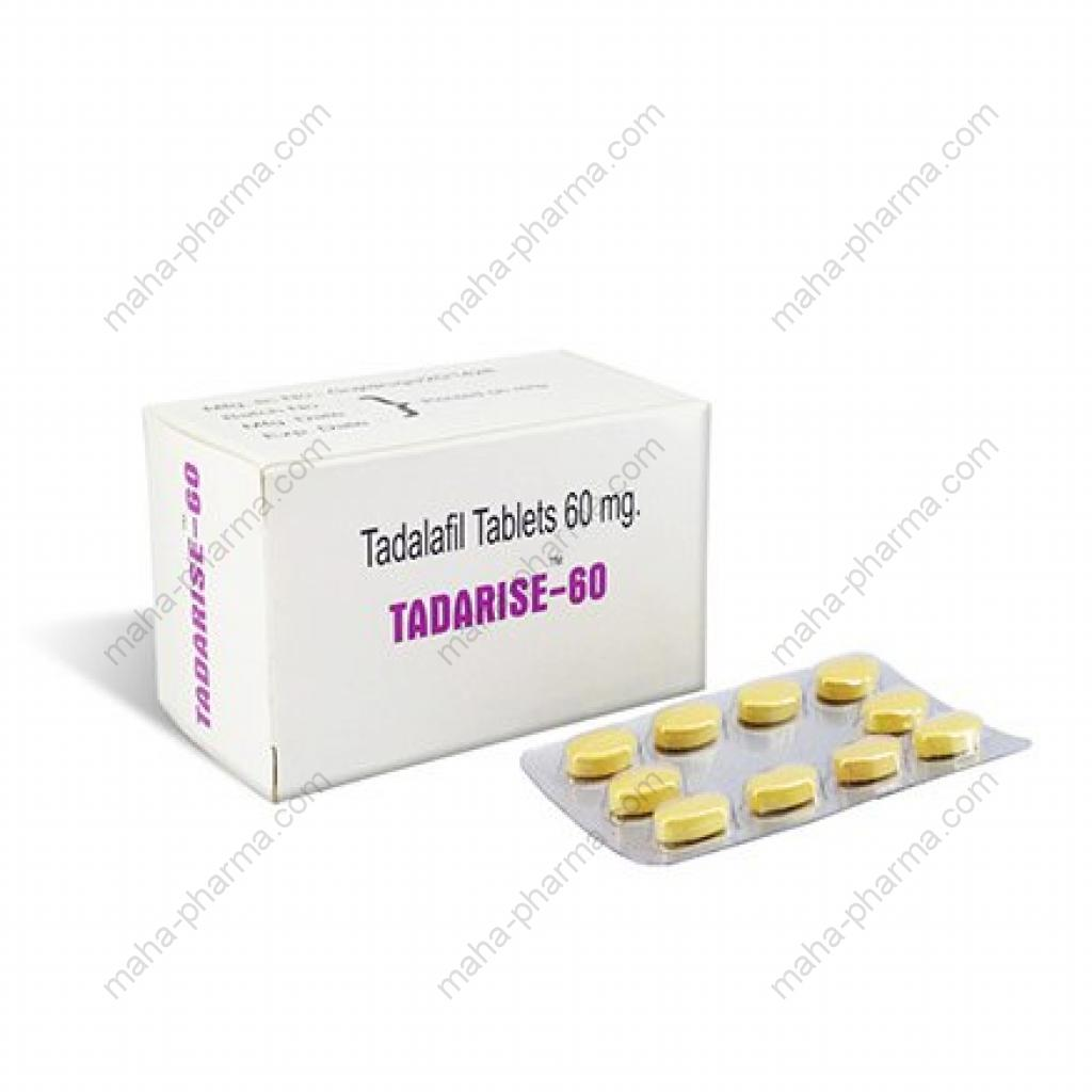Tadarise-60 (Sexual Health) for Sale