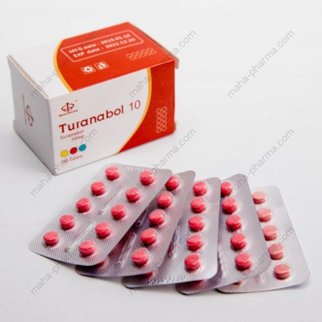 Turanabol 10 (Tablets) for Sale