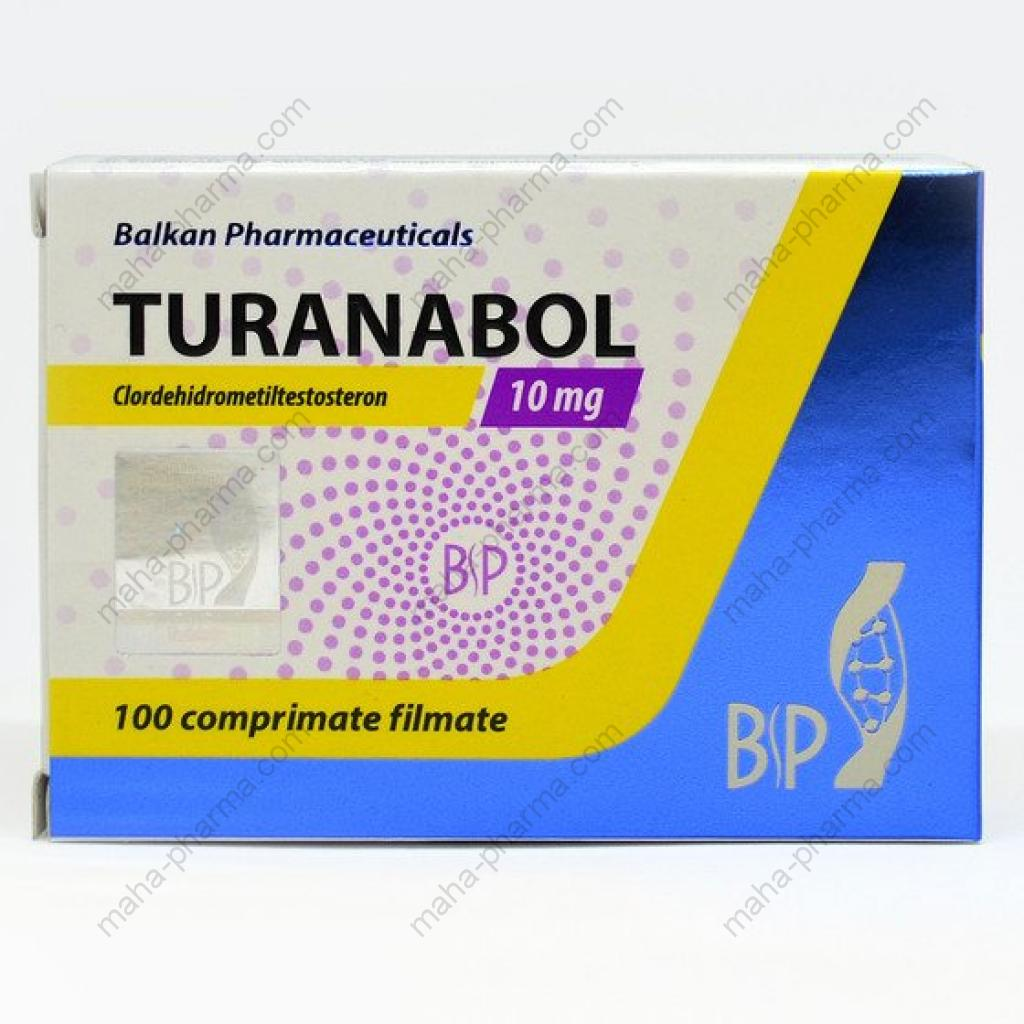 Turanabol (Balkan Pharmaceuticals) for Sale