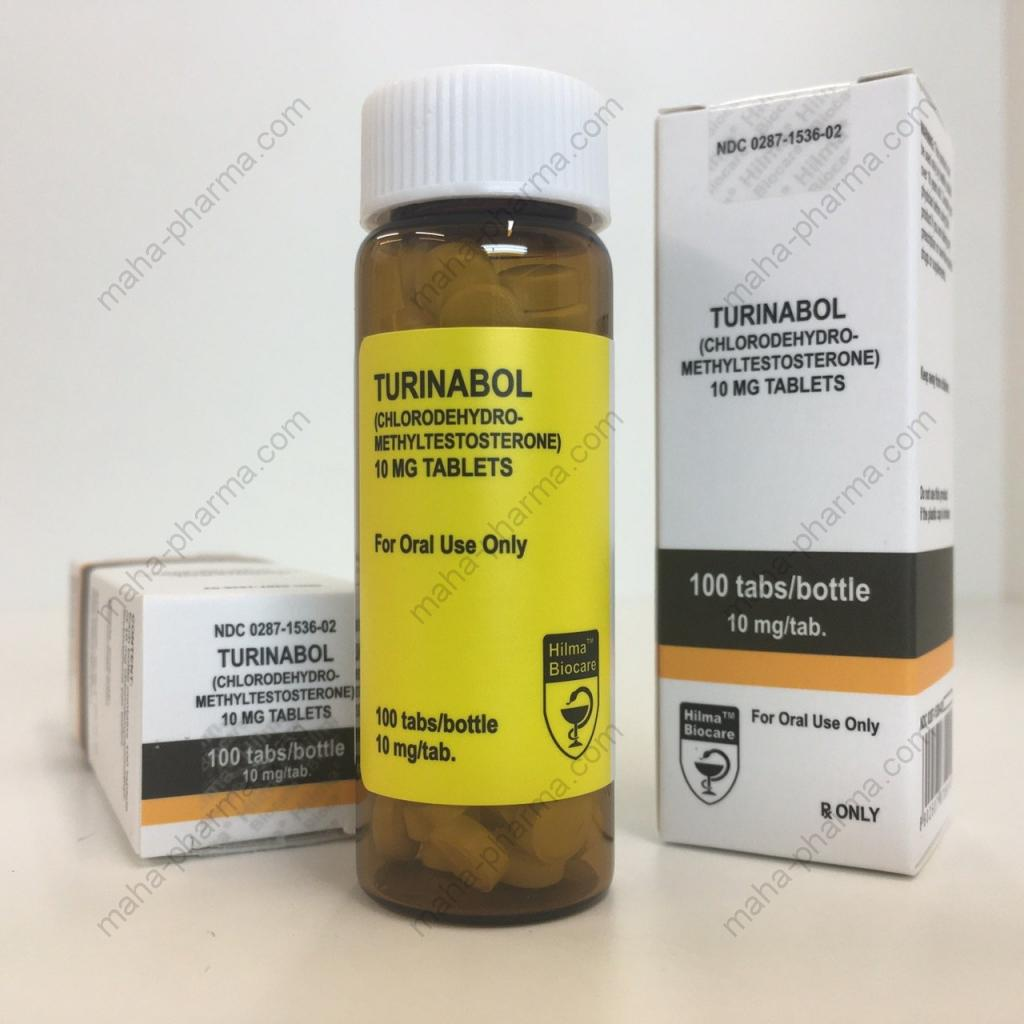 Turinabol (Hilma Biocare) for Sale